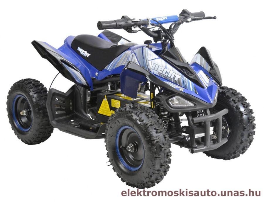 Elektromos Profi Quad Hecht 54801-800W-36V-Kék