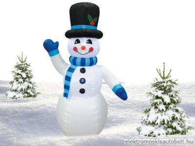 önfelfújó-világító-hóember-240-cm-es-kék-sállal