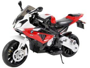 Elektromos Kismotor BMW S1000 RR-HECHT-2 év garancia-Országos Szervizhálózat-Piros