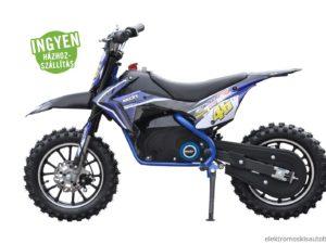 elektromos profi krosszmotor hecht 54502-500w 36v-korlátozható sebesség-2 év jótállással-országos szervízhálózat-ülésmagasság: 58 cm-kék