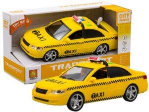 elemes-taxi-kisautó-nyitható-ajtókkal-fény-és-hanghatásokkal-motorhang-kürt