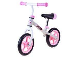stamp-futóbicikli-állítható-puha-nyereg-állítható-kormánymagasság-puha-hab-kerékkel-pinkfehér