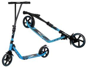 Hudora Big Wheel V 205 Roller-Állítható kormánymagasság-Összecsukható-Csapágyas kerekek-100 Kg-ig