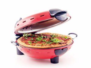 Richard Bergendi Stonebake-Forróköves Elektromos Pizzasütő