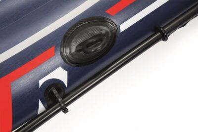 Bestway Treck X2 Set Felfújható Gumicsónak-225 Kg Teherbírás-2 Db. Evezőlapáttal-Pumpával