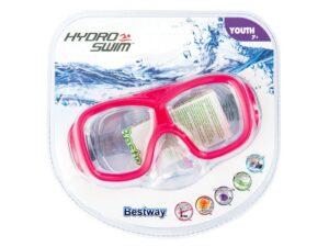 Bestway AQUANAUT Búvárszemüveg-Úszómaszk-UV Szűrős lencsével-Lila