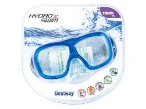 Bestway AQUANAUT Búvárszemüveg-Úszómaszk-UV Szűrős lencsével-Kék