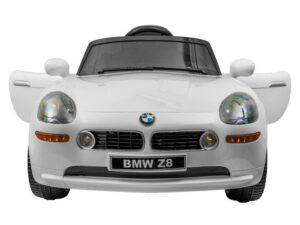 Elektromos Kisautó BMW Z8-Metál Ezüst